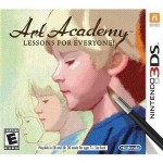 Game Review – Art Academy for the Nintendo DS: Lessons for Everyone!