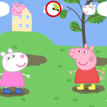 Fun App for Preschoolers:  Peppa Pig