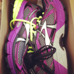 Check out my new Running Shoes from Brooks; And On Being a Deadbeat Mom Blogger