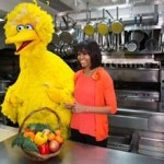 Love this vid from @MichelleObama & @SesameStreet Encouraging Healthy Eating