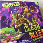 Pre-release Game Sneak Peek: Nickelodeon's Teenage Mutant Ninja Turtles Crash Alley Board Game