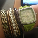 LOVE My New Watch Bling from Judith Ripka @QVC – She's on TODAY!