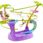New Girl Toys from Mattel – Go Ziplining with Polly Pocket