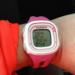 8 Miles, Baby!  And, Tips for a Successful Training Run #Fitfluential #Fitness
