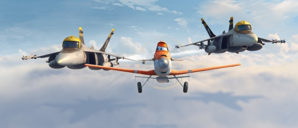 #DisneyPlanes Movie – In Theaters August 9th