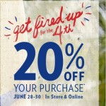 20% Off at Athleta with Coupon Code