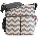 New Summer Diaper Bags from Skip Hop: Hello Chevron Print! Plus #Giveaway
