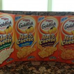 Goldfish Mac & Cheese:  Two Favs in One for my Kids!