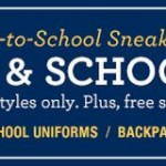 25% off Kids & Back to School at Lands End