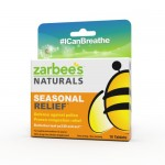 Flu & Fall Allergy Season is Approaching (Ugh) – Checking out ZarBee's All Natural Remedy