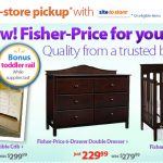 Cribs & Nursery Furniture at Great Prices @Walmart