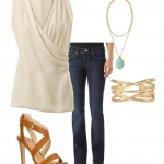 Casual Labor Day Party Outfit #FashionFriday