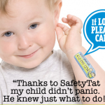 Safety Tat: Protecting Your Kids {Temporary Tattoos}  What Do You Think?