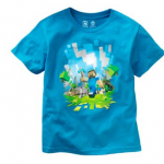 Minecraft T-Shirts on BIG Sale at Kohls.com!