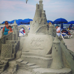 An Awesome Time Building Sandcastles w/@SandmanMatt at the @AvalonGoldenInn