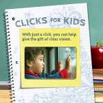 "Love This: VSP® Vision Care Launches National ""Clicks for Kids"" Campaign to Provide Eyecare to Big Brothers Big Sisters"