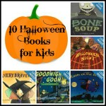 10 Spooky Halloween Books for Kids