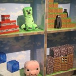 Minecraft Toys from Jazwares #TimetoPlay
