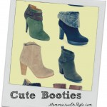 #FashionFriday:  Cute Booties