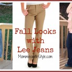 Great Fall Jeans from @LeeJeans – Under $50, Too! #LeeLooks #FashionFriday
