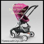 Stroller Review – Stokke® Scoot, Plus #Giveaway ($599.99 Value!)