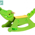 Toy Review: Rocking Alligator (2+ Years)