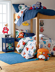 Gorgeous Bedding for Kids at Company Kids & #Holiday Gifts at the Company Gift Store