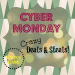 #CyberMonday Deals – Crazy Coupon Codes & Discounts!
