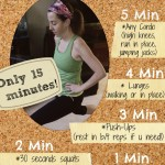 #Pinspiration: the 5-4-3-2-1 Workout #Fitness #Exercise #Health #FitnessMotivation