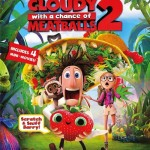 Cloudy With A Chance of Meatballs 2 on DVD and Blu-Ray