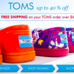TOMS on Sale on Zulily.com