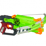 Preparing for the Zombie Apocalypse?  Have No Fear, Nerf's Got You Covered with the new Zombie Strike line!