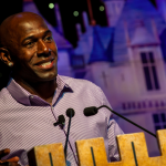 Words of Inspiration, and Change, from Donald Driver at #DisneySMMoms