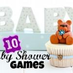 10 Fun & Unique Baby Shower Activities & Games #PlanningForBaby