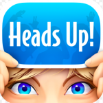 Best IceBreaker Game:  Heads Up! (99 Cent App)