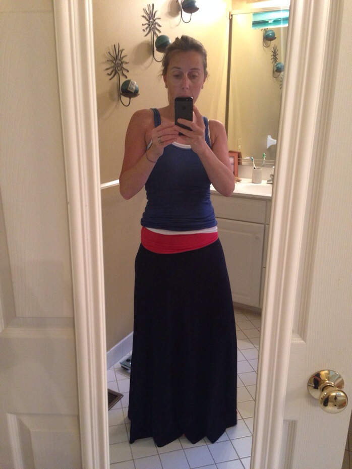 My Score at Gap – 4-in-1 Summer Dress/Skirt for $25 ...