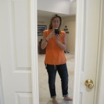 Stitch Fix #3: Cropped Jeans, Bright Colors & More! #FashionFriday