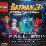 Coming Soon:  LEGO Batman 3: Beyond Gotham Game {WiiU, Xbox, Playstation} #bbnyc