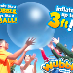 Toy Review: the Highly-Addicting & Fun Wubble Ball #bbnyc {with Video}