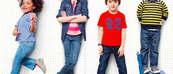Back to School Fashion with OshKosh B'Gosh, Plus Special 25% Coupon Code For You #OshKoshFirstDay #FashionFriday