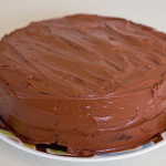Recipe: Chocolate Cake with Chocolate Buttercream Icing