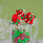 Recipe: Christmas Cake Pops
