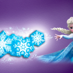 Elsa & Frozen Fans: Check Out This Snowflake Light Dance Toy