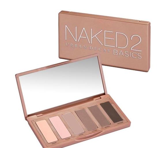 New Urban Decay Naked 2 Basics: Matte Shades! $29