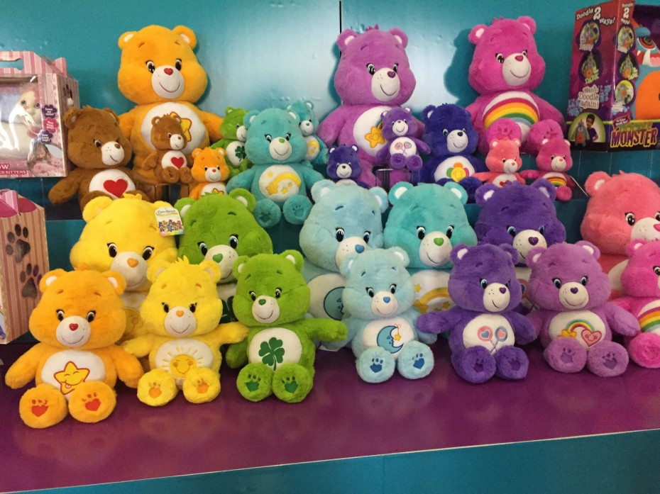 Just Play Toys : Just play toys bringing back my childhood with care bears