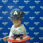 Toy Review:  Captain America Toys for Your Marvel Fan #MomMixer