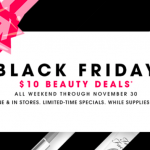 $10 Beauty Deals on Sephora For Black Friday