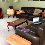 Which Room Should I ReDo First:  Family Room or Dining Room?  #rfbloggers