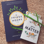 The Book for YOU:  The Fringe Hours by @jessicanturner #FringeHours