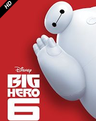 Big Hero 6 Released on DVD Today